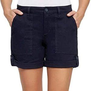 JONES NEW YORK  Cuffed Utility Shorts